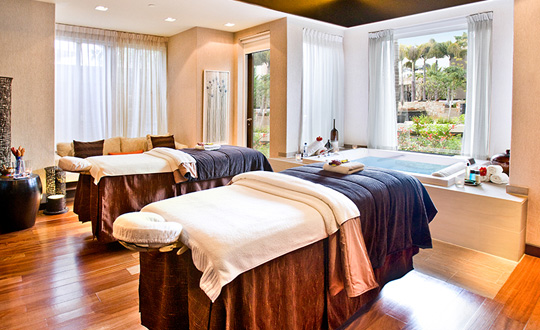 Start Mother's Day with a Spa Treatment
